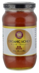 Amazon- Buy Organic Nation Wild Forrest Honey