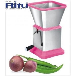 Amazon - Buy Ritu J-109 Plastic Chilly Cutter at Rs 91