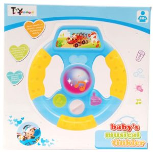 Amazon - Buy Toyhouse THPW3801 Toddler Steering Wheel