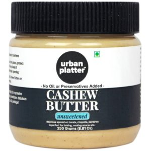 Amazon- Buy Urban Platter Cashew Butter
