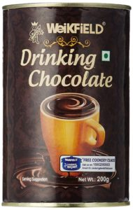 Amazon Pantry - Buy Weikfield Drinking Chocolate, 200g at Rs 65 only