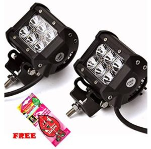 Autozot Spot Beam Off-Road Driving Fog Light (2 Bulbs) at rs.507