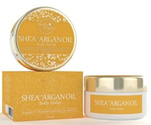 Body Cupid Shea & Argan Oil Body Butter at rs.299