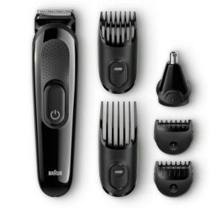 Braun MGK-3020 Corded & Cordless Grooming Kit