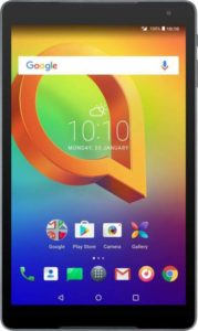 Flipkart - Buy Alcatel A3 10 16 GB 10 inch with Wi-Fi Only Tablet  (Black) at Rs 5999
