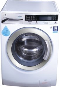 Flipkart - Buy Electrolux 11 Kg Fully Automatic Front Load Washing Machine White at Rs 33,999