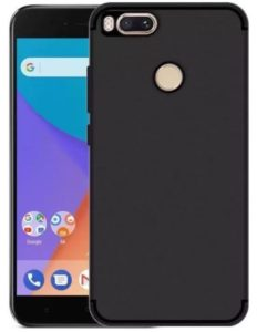 Flipkart SmartBuy Back Cover for Mi A1  (Black, Rubber) at rs.99