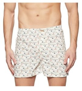 Flying Machine Men's Printed Boxers at rs.224