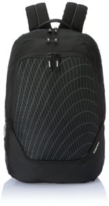 Gear 25 ltrs Black and Black Casual Backpack