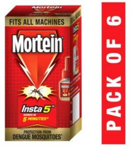 Grofers- Buy Mortein Insta 5 Mosquito Repellent