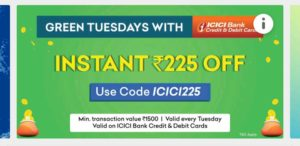 Grofers Tuesday Offer
