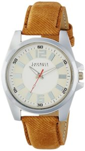 Laurels Gatsby Analog White Dial Men's Watch - Lo-Gt-201