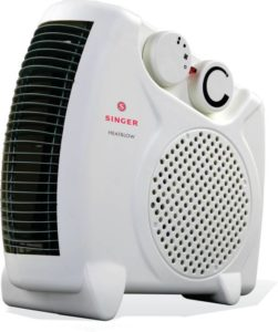 Singer Heat Blow Fan Room Heater