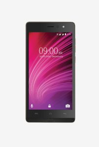 TataCliq - Buy Lava A97 4G Dual Sim 8 GB (BlackGold) at Rs 3999