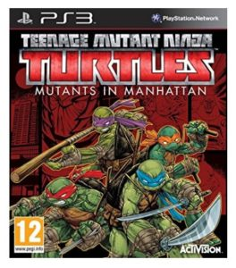 Teenage Mutant Ninja Turtles Mutants in Manhattan (PS3) at rs.299