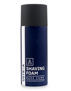 Ustraa Base Camp Shaving Foam, 150ml at rs.125