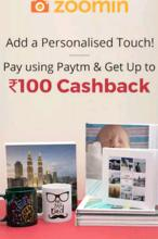 zoomin Paytm Offer