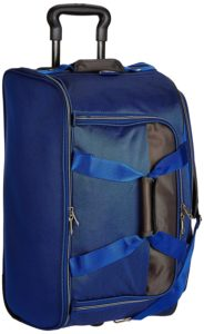 Amazon- Buy Aristocrat Polyester 57 cms Blue Travel Duffle  at Rs 1573