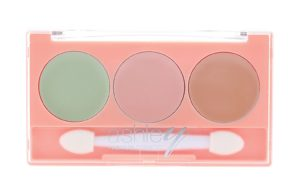 Amazon- Buy Ashley Premium Cosmetic Trio Concealer Palette  at Rs 99