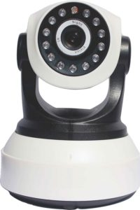 Amazon - Buy Bolt Wireless HD Ip WiFi CCTV Alien Security Camera (Support Micro SD Card) at Rs. 2374