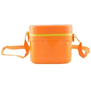 Amazon- Buy Cello Qube Big DLX Insulated Food Carrier at Rs 188