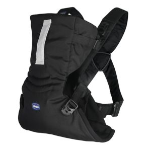 Amazon- Buy Chicco Easy Fit Baby Carrier (Black Night) at Rs 1564