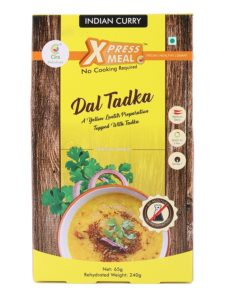 Amazon- Buy Cira ready to eat dal tadka mini xpress meal 65g  at Rs 102