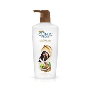 Amazon- Buy Clinic Plus Ayurveda Care Triphala Shampoo