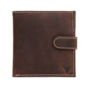 Amazon- Buy Hidekraft Brown Men's Wallet at Rs 199