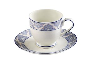 Amazon- Buy Hitkari Potteries Cup and Saucer Set,