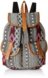 Amazon- Buy Kanvas Katha 8 Ltrs Multi-Colour Casual Backpack  at Rs 301