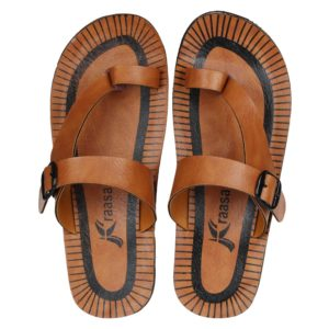 Amazon- Buy Kraasa 5158 Casual Men's Flip-Flops & House Slippers at Rs 129