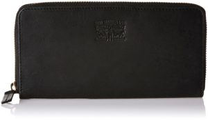 Amazon- Buy Levi's Indigo and Red Men's Wallet at Rs 553