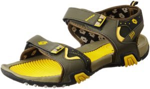 Amazon - Buy Lotto Men's Sandals and Floaters at Rs. 99