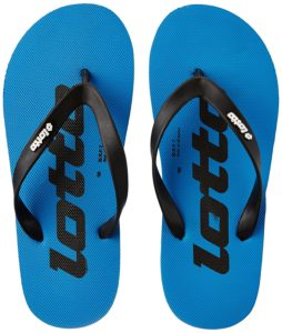 Amazon- Buy Lotto Men's Sky Blue Hawaii House Slippers at Rs 149
