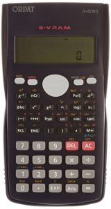 Amazon- Buy Orpat FX-82-MS Scientific Calculator at Rs 209