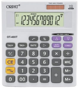 Amazon- Buy Orpat OT 400T/400GT Two way Power Calculator at Rs 149