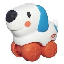 Amazon - Buy Playskool Mini Wheel Pals Puppy at Rs. 100