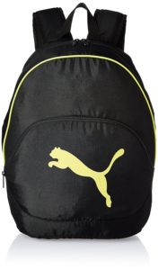 Amazon- Buy Puma Black and Yellow Casual Backpack at Rs 413