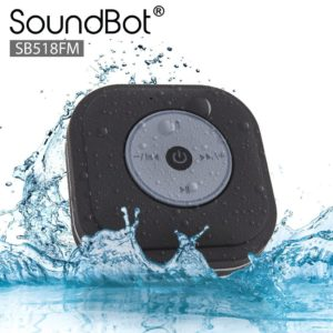 Amazon- Buy SoundBot SB518FM FM Radio Shower Speakers at Rs 399