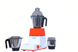 Amazon- Buy Sumeet Domestic-XL-III 550 W 3 Jar Mixer Grinder
