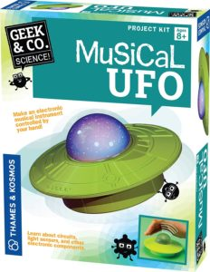 Amazon- Buy Thames & Kosmos Musical UFO, Multi Color at Rs 300