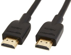 AmazonBasics T0YQ3 10-Feet High-Speed HDMI 2.0 Cable, Pack of 3 at rs.659