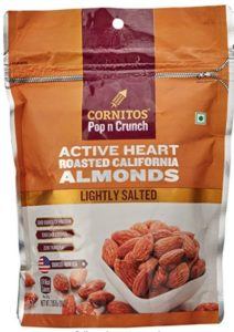 Cornitos Roasted Cashew, Lightly Salted, 200g at rs.195