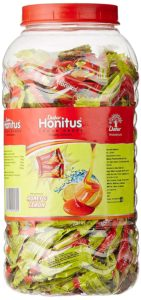 Dabur Honitus Cough Drops Jar - 300 Count (Honey Lemon)
