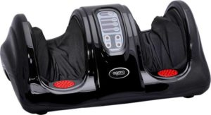 Flipkart- Buy Agaro Foot Massager with Heating Massager (Black) at Rs 2999
