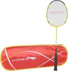 Flipkart- Buy Li-Ning G-Force Power 1000i Multicolor Strung Badminton Racquet at Rs 755