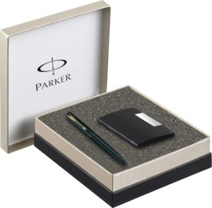 Flipkart- Buy Parker Frontier GT Fountain Pen with Card Holder at Rs 372