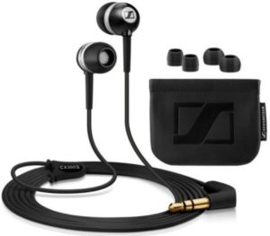 Flipkart- Buy Sennheiser CX 300-II Headphone (Black, In the Ear) at Rs 1999