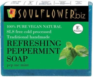 Flipkart - Buy Soulflower Refreshing Peppermint Bar